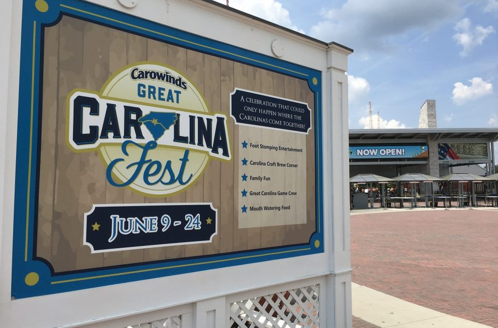 Carowinds – Great Carolina Fest 2018