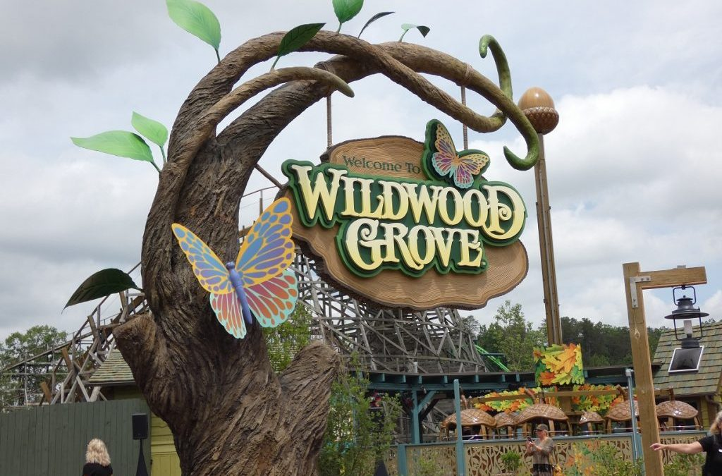 DOLLYWOOD OFFICIALLY OPENS LARGEST EXPANSION IN PARK HISTORY